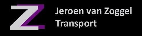 Jeroen van Zoggel Transport